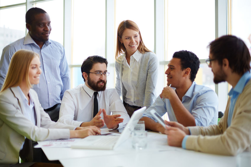 Talk to your teammates at work about the pressures, issues and difficulties